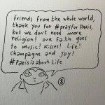 paris, prayer, life