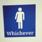 16 Funny Bathroom Signs