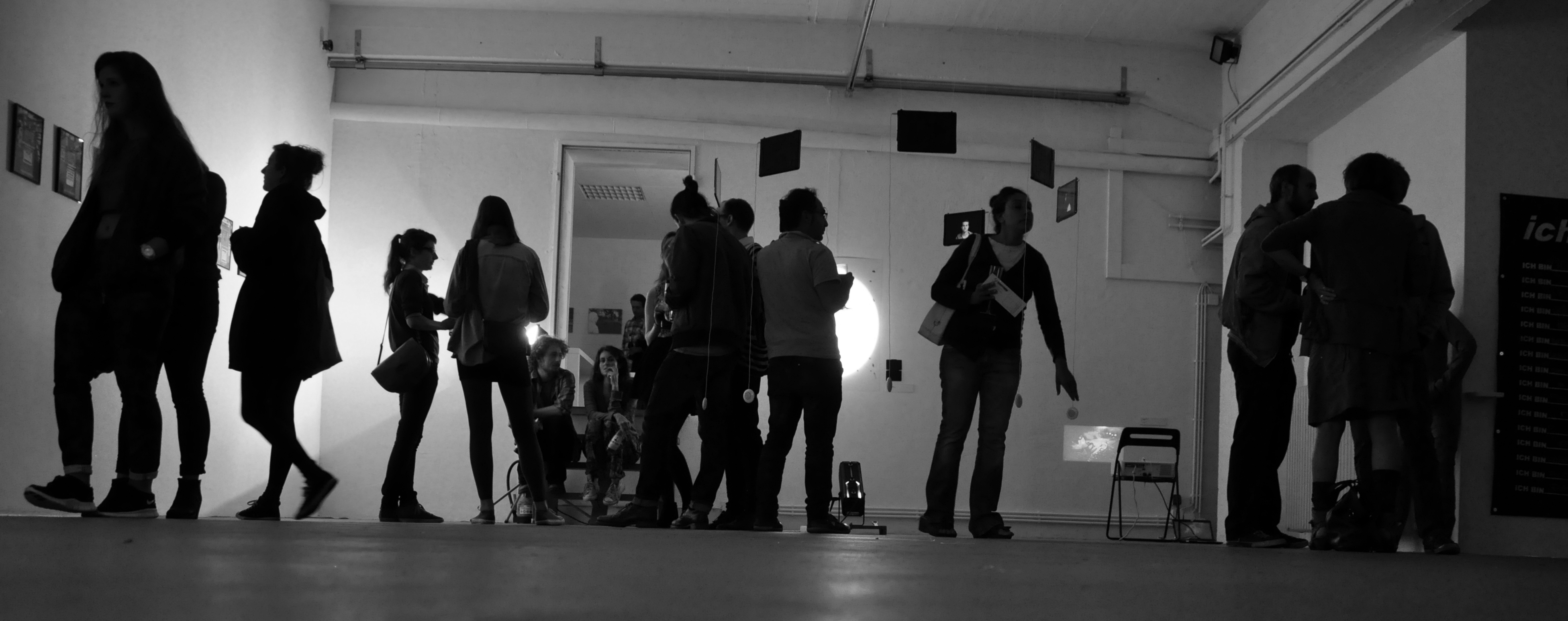 Doku und Reflektion Ausstellungsprojekt fremd(SEIN)